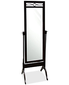 Cheval Dressing Mirror, Quick Ship