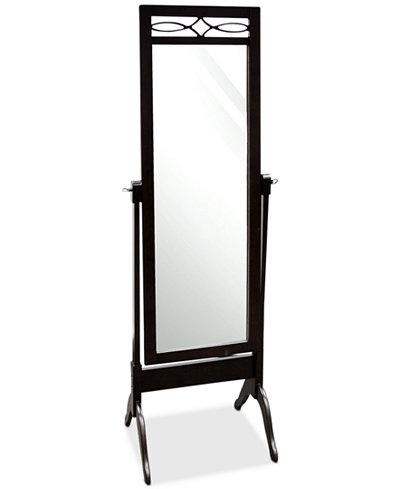Cheval Dressing Mirror, Quick Ship