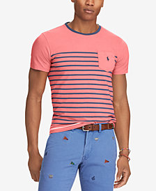 Polo Ralph Lauren Men's Big & Tall Classic-Fit T-Shirt