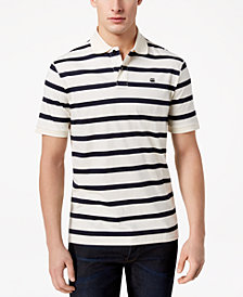 G-Star Men's Swando Stripe Polo, Created for Macy's