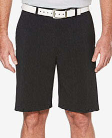 PGA TOUR Men's 10'' Striped Shorts