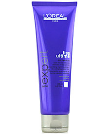 L'OREAL Professional Série Expert Liss Ultime Smoothing Night Treatment, 4.2-oz., from PUREBEAUTY Salon & Spa