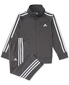 Baby Boys 12-24 M 2-Pc. Three-Stripe Track Suit