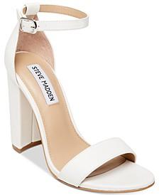 Carrson Two-Piece Sandals