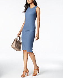 MICHAEL Michael Kors Ribbed Tank Top & Pencil Skirt