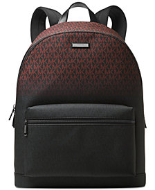 Michael Kors Men's Jet Set Printed Backpack