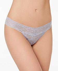 Calvin Klein Bare Lace Thong QD3596