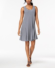 Striped Swing Dress, Created for Macy's