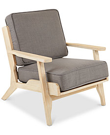 Max Lounge Chair, Quick Ship