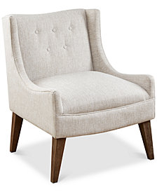 Malabar Accent Chair, Quick Ship