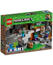 LEGO® Minecraft The Zombie Cave 21141