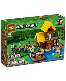 LEGO® Minecraft The Farm Cottage 21144