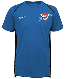 Nike Oklahoma City Thunder Hyper Elite Shooter T-Shirt, Big Boys (8-20)