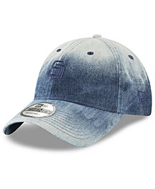 New Era San Diego Padres Denim Wash Out 9TWENTY Cap
