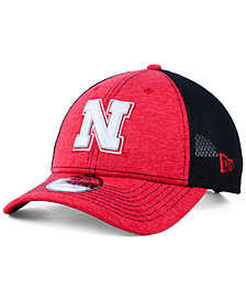New Era Nebraska Cornhuskers Shadow Turn 9FORTY Cap