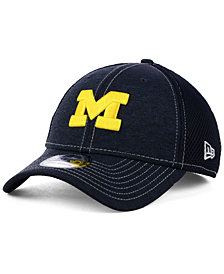 New Era Michigan Wolverines Classic Shade Neo 39THIRTY Cap