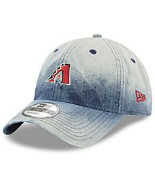 New Era Arizona Diamondbacks Denim Wash Out 9TWENTY Cap