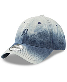 New Era Detroit Tigers Denim Wash Out 9TWENTY Cap