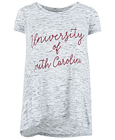 Royce Apparel Inc Women's South Carolina Gamecocks Script Viscose Crew T-Shirt