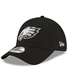 New Era Philadelphia Eagles Basic Adjustable 9FORTY Cap