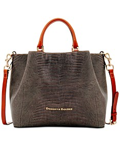 100% Guess Large Tote Handbag (ORANGE)