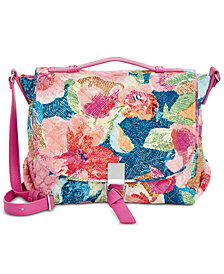 Vera Bradley Carson Top Handle Crossbody