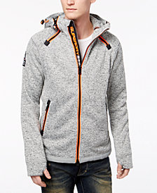 Superdry Men's Storm Double-Zip Hoodie
