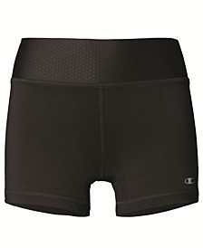 Plus Size Performance Shorts