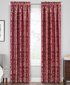 Hudson Hill Delphina Rod Pocket Window Panels