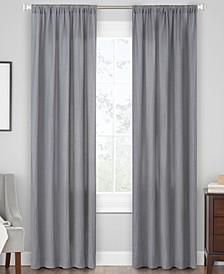 """Jovie 50"""" x 84"""" Rod Pocket Window Panel"""