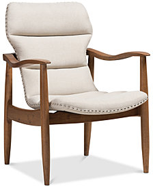 Hadley Lounge Chair, Quick Ship