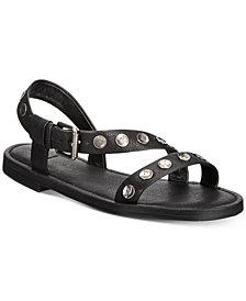 Frye Morgan Flat Sandals