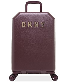 """DKNY Allure 20"""" Hardside Carry-On Spinner Suitcase, Created for Macy's"""