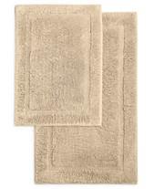 Martha Essentials Cotton 2 Pc Bath Rug Set Created For Macy S