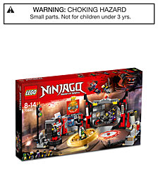 LEGO® Ninjago S.O.G. Headquarters Set 70640