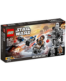 LEGO® Star Wars Ski Speeder vs. First Order Walker Set 75195