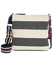 Tommy Hilfiger Classic Woven Rugby Crossbody