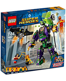 LEGO® Super Heroes Lex Luthor Mech Takedown 76097