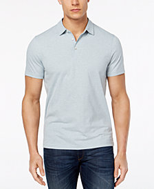Michael Kors Men's Classic-Fit Micro Dot-Print Polo