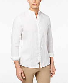 Michael Kors Men's Linen Shirt