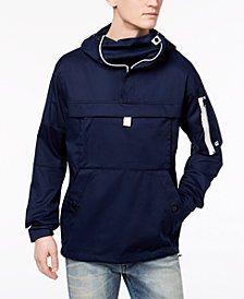 G-Star RAW Men's Anorak Hooded Jacket