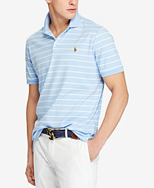 Polo Ralph Lauren Men's Striped Classic Fit Soft-Touch Polo