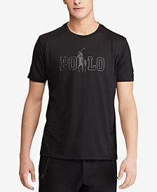 Polo Ralph Lauren Men's Big & Tall Classic Fit Active T-Shirt