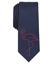 Bar III Men's Flamingo Tie, Created for Macy's