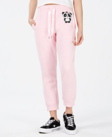 NICOPANDA Graphic Jogger Pants
