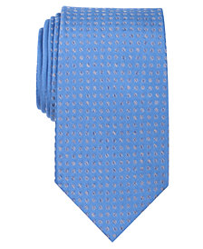 Perry Ellis Men's Hillar Solid Dot Tie