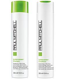 Super Skinny Shampoo & Conditioner (Two Items), 10.14-oz., from PUREBEAUTY Salon & Spa