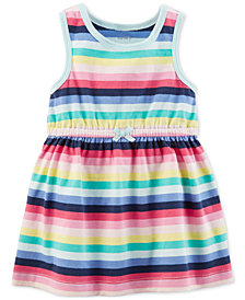 Carter's Baby Girls Striped Cotton Sundress