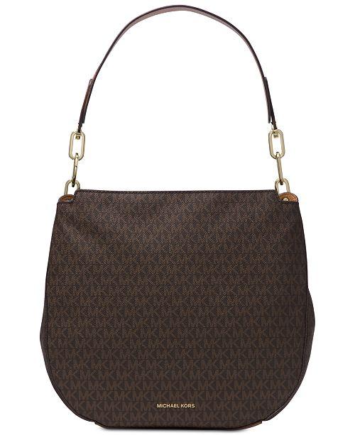 3b58febc3787 Michael Kors Fulton Large Hobo & Reviews - Handbags & Accessories ...