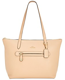 Taylor Tote in Pebble Leather